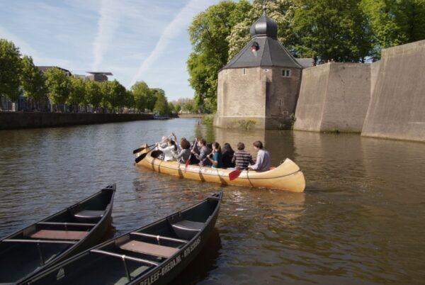 Kano varen Breda | Beleef Breda