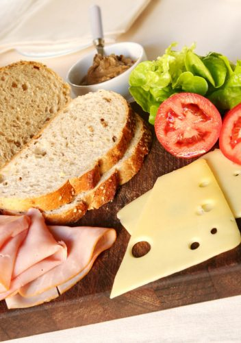 Lunch Grand Café - plankje | Beleef Breda