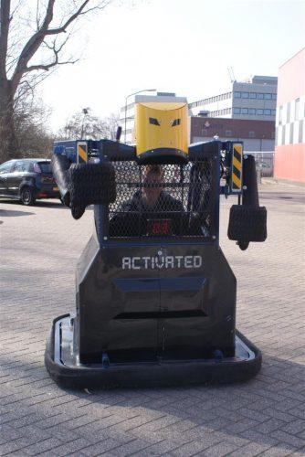 Roboxen - robot | Beleef Breda