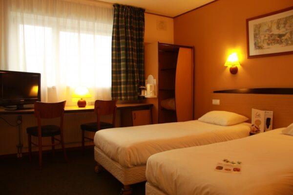 3-sterren hotelovernachting
