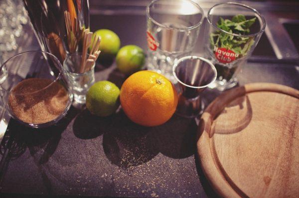Rum, Whiskey, Wodka & Gin tasting