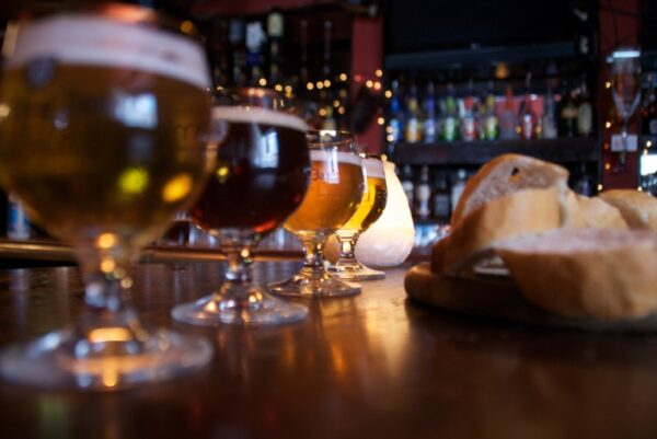 Bierbelevenis - bieren met brood | Beleef Breda