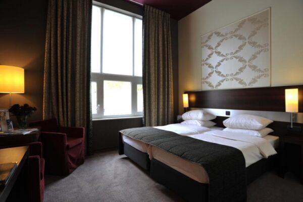 4-sterren hotelovernachting - centrum