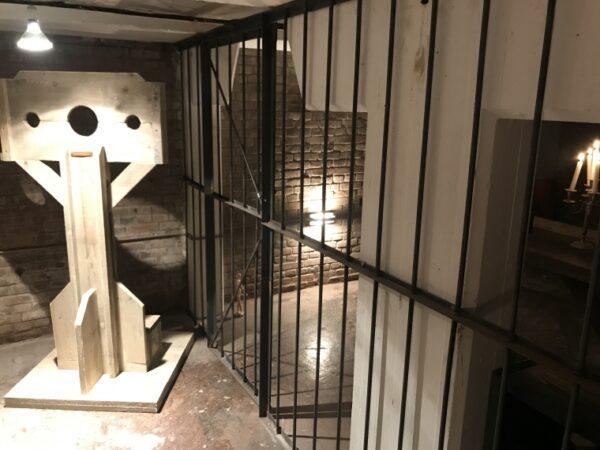 Challengeroom: Het Spanjaardsgat - gevangenis | Beleef Breda