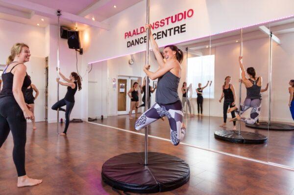 Paaldansworkshop - dance centre | Beleef Breda