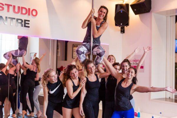 Paaldansworkshop - groep | Beleef Breda
