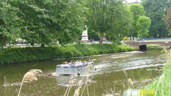 Tapasboot in de Singel | Beleef Breda