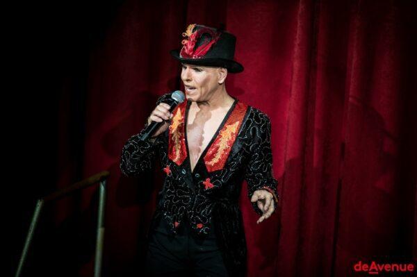 Dinnershow - entertainer | Beleef Breda