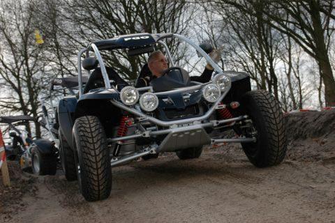 Buggy rijden