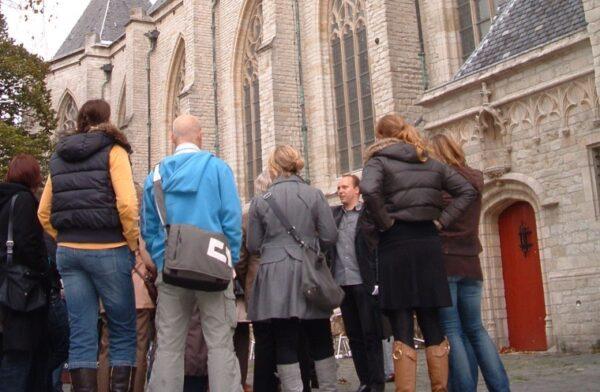 Stadswandeling met gids | Beleef Breda