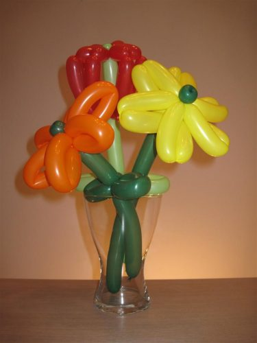 Workshop ballon modelleren