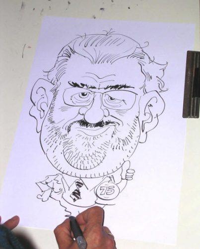 Karikatuur tekenen - tekening | Beleef Breda