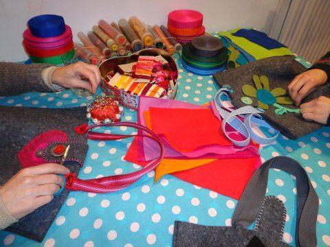 Tassenworkshop - tassen maken | Beleef Breda