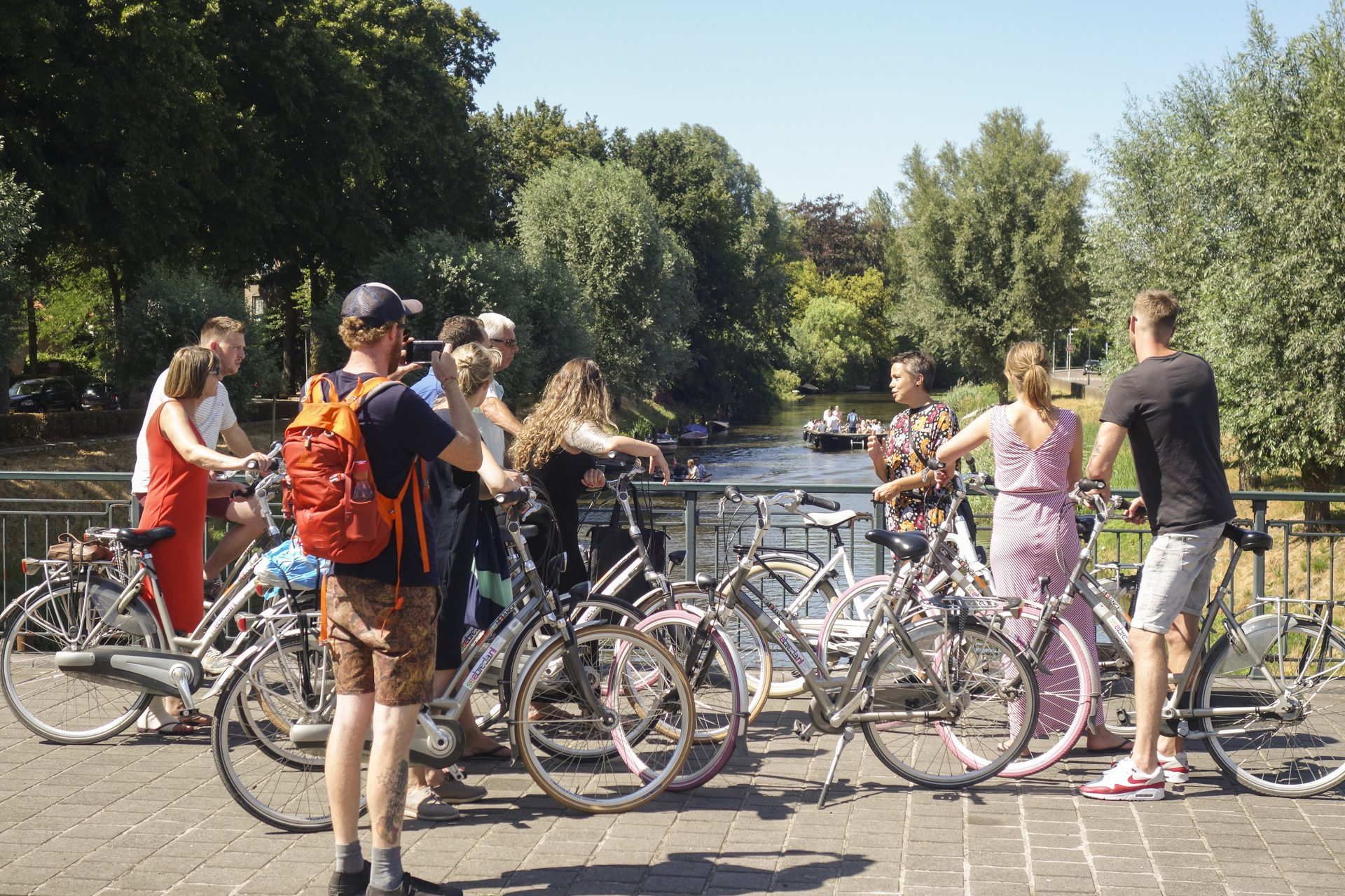Breda Highlights Fiets Tour