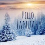 Een nieuwe maand, een nieuw jaar!